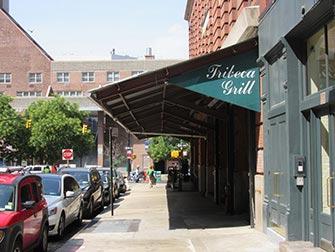 TriBeCa in New York - Tribeca Grill