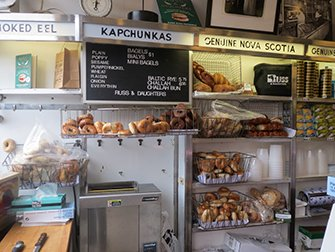 Lower East Side - Russ and Daughters