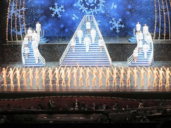 Radio City Christmas Spectacular in NY