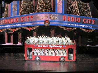 Radio City Christmas Spectacular in New York City