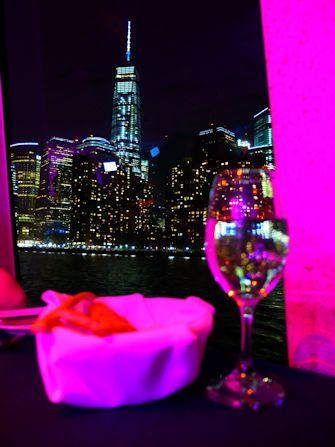 Dinner Cruise in New York - One World Trade