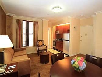 Apartments in New York - Radio City Apartments Interior