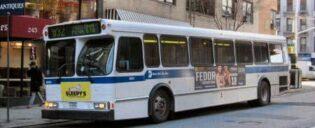 New York Bus