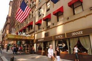 Wellington Hotel in New York