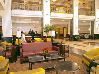 New Yorker Hotel - Reception