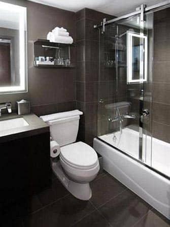 Novotel Times Square - Bathroom
