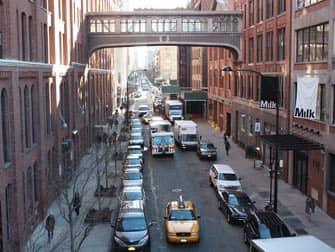 Meatpacking District in New York - Milk Studios