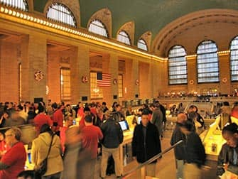 Apple Store in Grand Central in New York