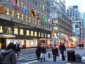 Bloomingdale's in New York