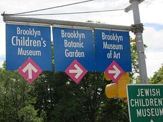 Brooklyn in NYC - Street Signs