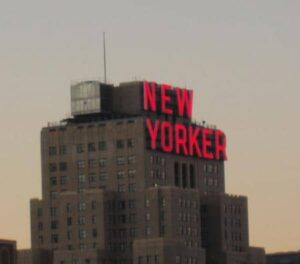 Hotel New Yorker New York City