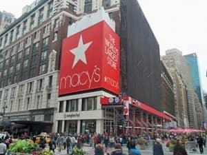 Macy's in New York