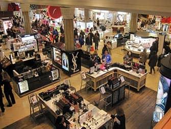 Macy's in New York - Interior