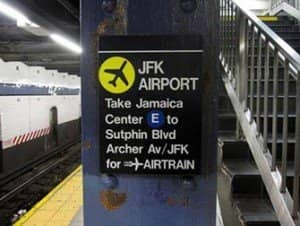 Manhattan to JFK Airport Transfer