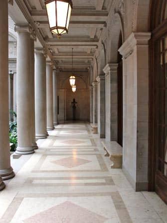 The Grand Frick Museum New York