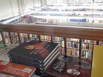 The Strand Bookstore in New York - Books