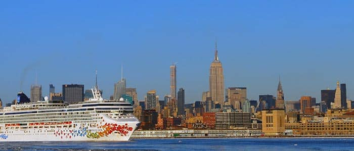 Transfer between Manhattan and cruise ports