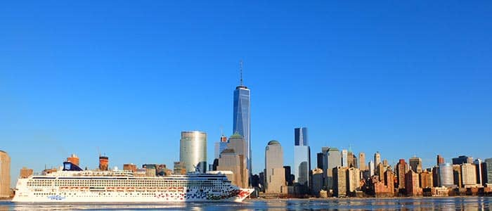 Transfer between airports and cruise ports in New York