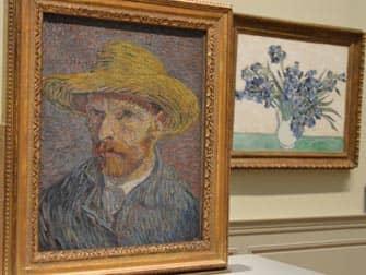 Metropolitan Museum in New York - Van Gogh