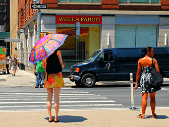 What to wear in New York - Summer