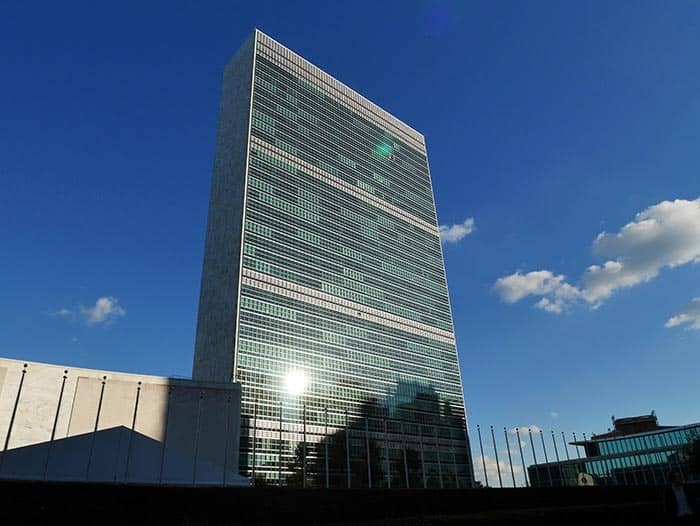 United Nations in New York - UN Headquarters