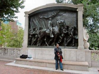 Boston Memorial Trip from New York