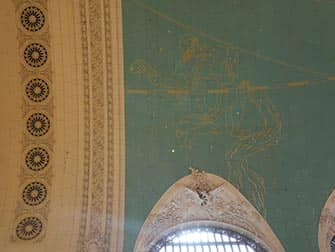 Grand Central Terminal - Astronomical Ceiling