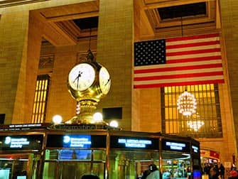 Grand Central Terminal - Clock