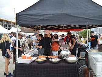 New York Markets - Smorgasburg
