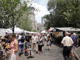 New York Markets - Union Square Market