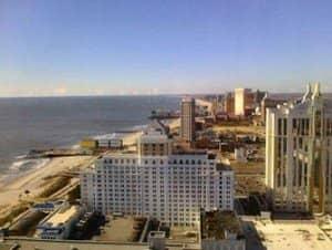 New York to Atlantic City