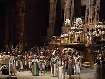 Opera Tickets in New York - Aida