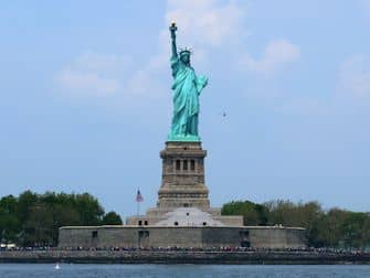 CityPASS vs New York Pass - Statue of Liberty
