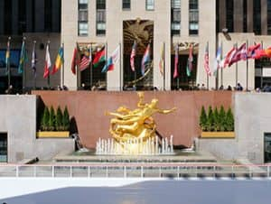 Rockefeller Center in New York