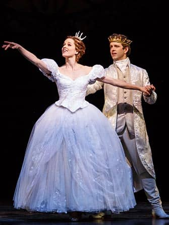 Cinderella on Broadway NYC