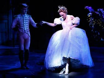 Cinderella the musical on Broadway