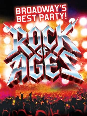 Rock of Ages the Musical in New York