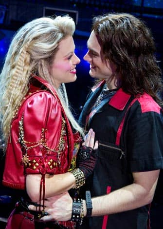 The Musical Rock of Ages in New York