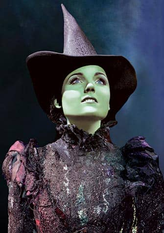 Wicked in NYC