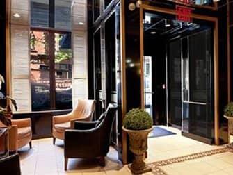 Comfort Inn Central Park - Lobby