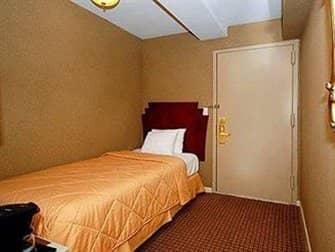 Comfort Inn Central Park - Single Room