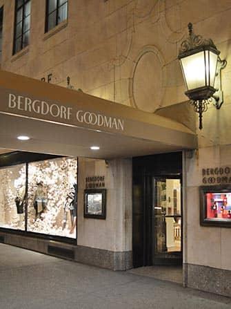 Bergdorf Goodman in New York