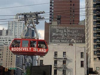 Upper East Side Shopping in NYC - Roosevelt Island