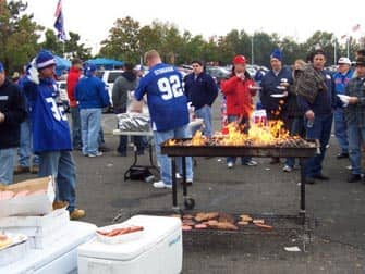 Giants New York Grilling