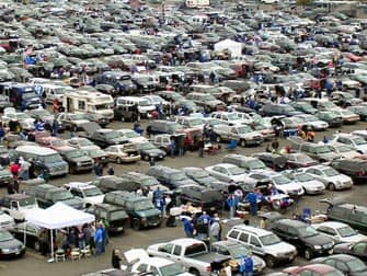 Giants New York parking