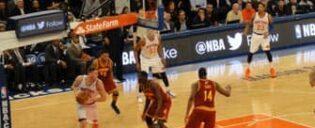 Madison Square Garden Knicks Game