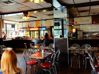 Breakfast in New York - Hector's Interior