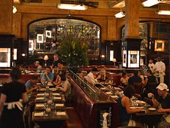 Lunch in New York - Balthazar