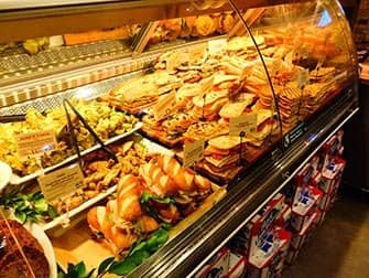 Lunch in New York - Sandwiches