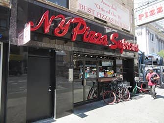 NY Pizza Suprema - 413 8th Avenue